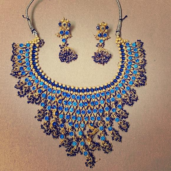 Jewelry - Indian jewelry set
